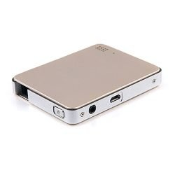 Portable 40 Lumens Pico Led Projector For Iphone Ipad