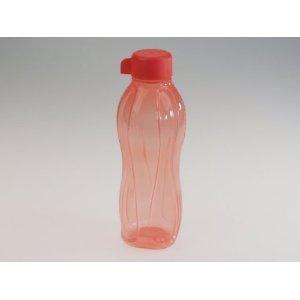 Tupperware 1 litre flasche (rot)