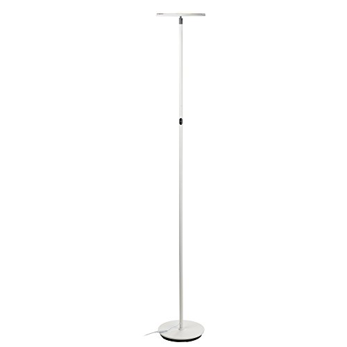 - Sky Led Torchiere Floor Lamp