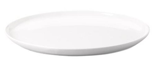 Kahla Five Senses Gourmet Dinner Plate 12-1/2 Inches, White Color, 1 Piece