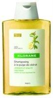 Klorane Capelli Linea Polpa di Cedro Riequilibrante Seboregolatore Shampoo 200ml