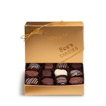 See's Candies 8 oz. Truffles