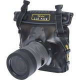 Dicapac USA Inc. WP-S10 Waterproof Case for Compact Digital Cameras (Dark Brown)