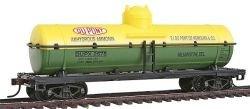 Model Power Model Train HO Scale Model Railroad Trains Du Pont 40' Tanker Car