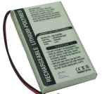 Battery for Sony Clie PEG-TJ27 PEG-TJ37 UP553048-A6H 3.7V 750mAh