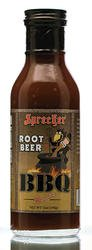 Sprecher Root Beer BBQ Sauce 12.0 OZ (Pack of 6)