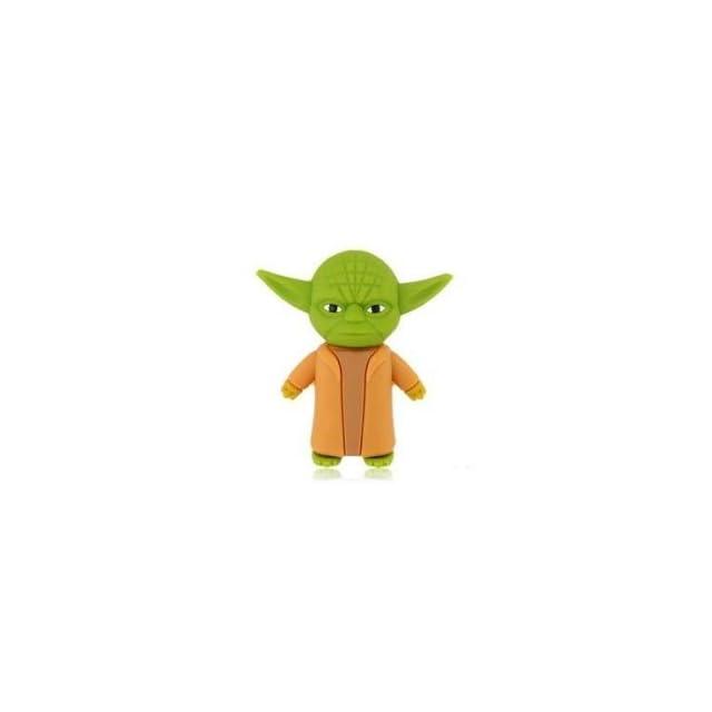 8GB Star Wars Jedi Master Yoda, Master Jedi Shaped Cute Cartoon USB Flash Drives, Data Storage Device, USB Memory Stick Pen, Thumb Drive Computers & Accessories