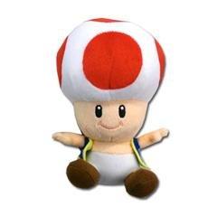 Amazon.com: Hudson Soft Super Mario Party Super Mario Brothers Toad 7