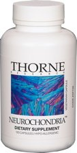 THORNE RESEARCH - Neurochondria - 90ct [Health and Beauty]