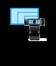 4x digital zoom in Full HD