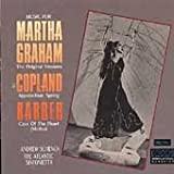 Music For Martha Graham