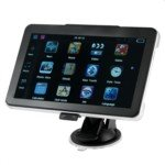 TM-708 7.0-inch Touch Screen FM Bluetooth GPS Navigator with Hungary Map