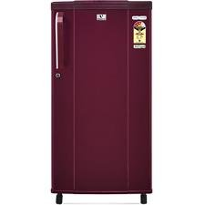 Videocon VME183 Chill Mate Direct-cool Single-door Refrigerator (170 Ltrs, Burgundy Red)