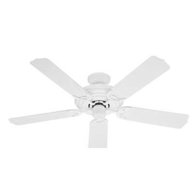 Hunter Fan Company Sea Air 23566 Ceiling Fan 5 Blades 1321Mm Diameter Tarnish-Resistant