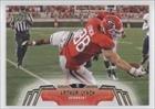 Arthur Lynch Georgia Bulldogs (Football Card) 2014 Upper Deck #53