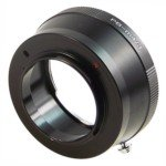 Praktica Lens to Micro 4/3 Camera Adapter Ring for Panasonic G1