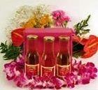 Hawaii Maui Jelly Factory Lunch Bag Gift Basket Macadamia Nut Syrup #8