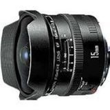 Canon EF 15mm f/2.8 Fisheye Lens for Canon SLR Cameras (Discontinued by Manufacturer) ~ Canon