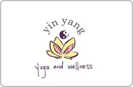 Yin Yang Yoga And Wellness Gift Certificate ($50) front-948950