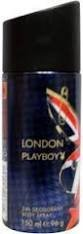 PLAYBOY LONDON DEO SPRAY 150ML