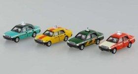 トミカリミテッド タクシーコレクション 4種アソートセット