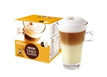 Find Nescafé Dolce Gusto Latte Macchiato Unsweetened, Pack of 6, 6 x 16 Capsules (48 Servings) - Nestlé