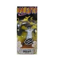 Picture of Mattel Naruto Death Deflyers: Shino Insect Attack Figure (B000LY4O7K) (Naruto Action Figures)