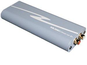 HRT Music Streamer II + High Resolution USB D/A