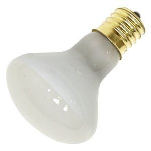 Bulbrite 25R14N 25-Watt Incandescent R14 Mini Reflector Light Bulb, Intermediate Base - 2 Pack (Type R14 compare prices)