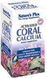 Nature Plus - Activated Coral calcium 1000 mg 90