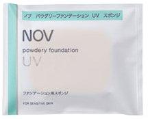 ノブ パウダリーファンデーション UV スポンジP