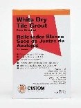 Buy 6 Pack of WDG5-4 5# WHITE TILE GROUT (CUSTOM BLDG PRODUCTS Painting Supplies,Home & Garden, Home Improvement, Categories, Painting Tools & Supplies, Wallpaper Supplies, Wall Repair)