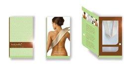 Body Buddy Non-Absorbent Lotion Applicator | Color: Cream