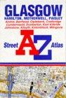 A. to Z. Glasgow Street Atlas (A-Z St...