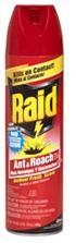 Raid Ant & Roach Killer, 17.5-Oz. Aerosol Can