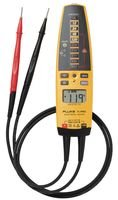 Fluke T+pro Us Electrical Tester 10.2 - 600v, Lcd Color