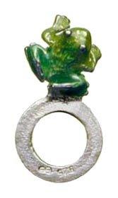 Charlotte Damen-Schmuckelement Frosch 91-98261