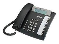 Tiptel 293 schnurgebundenes ISDNKomforttelefon (CTI/Mailbox, Anrufbeantworter, USB) anthrazit Picture