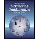 Networking Fundamentals, Laboratory Manual