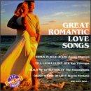 echange, troc Various Artists - Great Romantic Love Songs