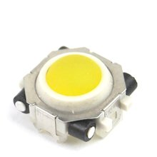 BLACKBERRY Yellow Trackball - Fits Curve 8300/8520 & Pearl Models