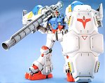 Gundam 0083 Stardust Memory MG RX-78GP02A Gundam GP02A Physalis 1/100 Model Kit