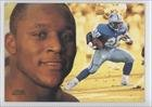 Barry Sanders Detroit Lions (Football Card) 1992 Score Dream Team #4
