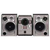 RCA RS2664 5-Disc CD Changer Bookshelf Audio System (Discontinued by Manufacturer) ~ RCA