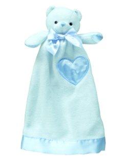 Lovie Babies (small)- Blue Bear Security Blanket