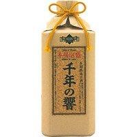 今帰仁酒造 泡盛 千年の響  長期熟成古酒 720ml