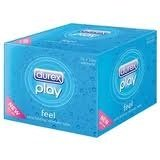 12 Durex Play Feel Lubircant Lube 10ml Sachets