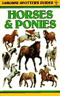 img - for Horses and Ponies (Spotters Guides Series) book / textbook / text book