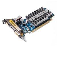 Zotac ZT-20309-10L nVidia GeForce 210 Synergy 512MB DDR3 VGA/DVI/HDMI Low Profile PCI-Express Video Card