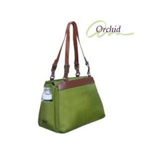 Olive Azalea Diaper Bag